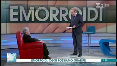 Michele Mirabella intervista Prof. Massimo Mongardini